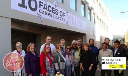 10 Faces of Campbelltown