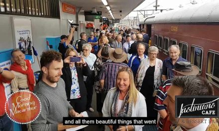 50 Years of Electric Trains in Campbelltown