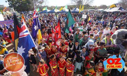 First Macarthur Multicultural Children's Festival a Super Success