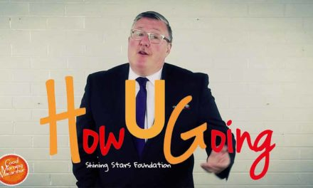 Shining Stars promotes a 'How U Goin' campaign
