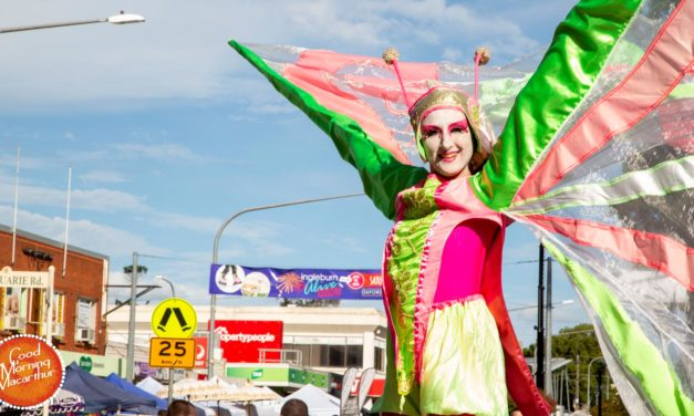 Revamped Ingleburn Alive draws appreciative crowds