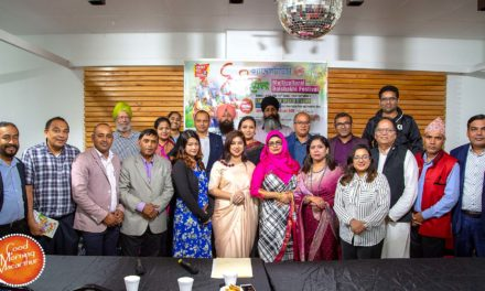 Celebrating Boishakhi together