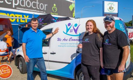 We Are Community's new van an Aussie first