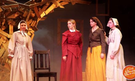 Staging The Crucible