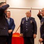 Kentlyn Rural Fire Brigade honours Lido Turrin for 63 years service