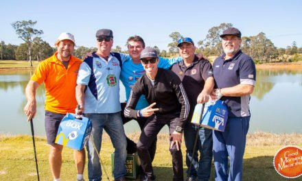 Golf Day chases $430,000 to fight cancer