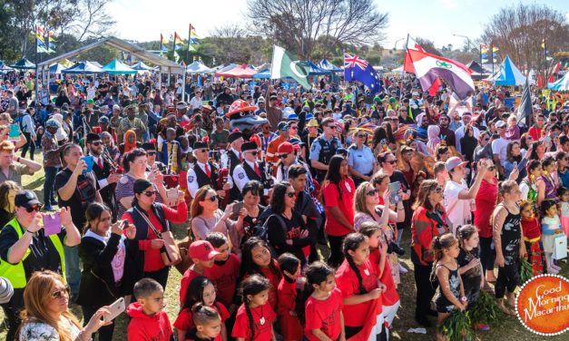 Children's Festival turns into Macarthur's biggest celebration of cultural diversity