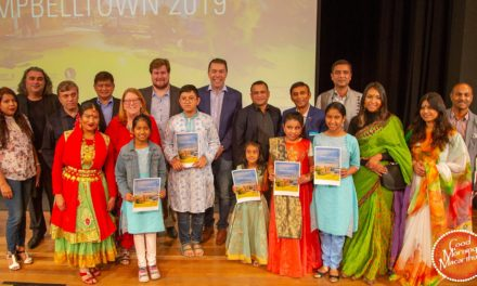 Campbelltown hosts its first Bangla Art Exhibition