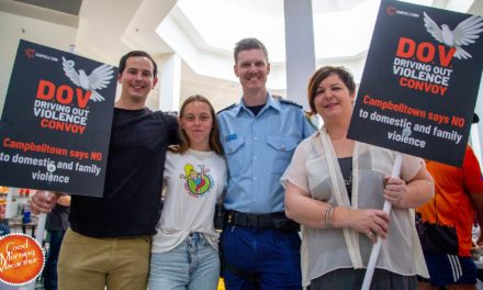 Campbelltown's DOV Convoy Says No to Domestic & Family Violence