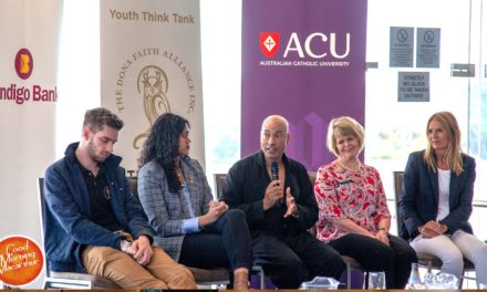 Dona Faith Alliance's Youth Think Tank launched