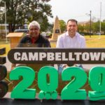 Campbelltown's Mayor George Brticevic looks back with a great sense of achievement at an eventful 2019