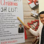 Macquarie Fields MP Anoulack Chanthivong has a Mega Wish List for Santa this year