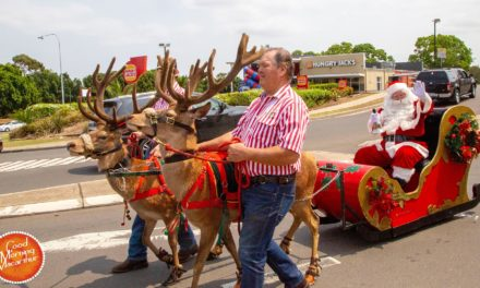 Christmas is in the air with Carols, Santa's Arrival & LLB's Macarthur Christmas Appeal