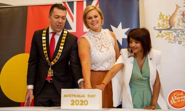 Emma Macfarlane is Campbelltown's Citizen of the Year