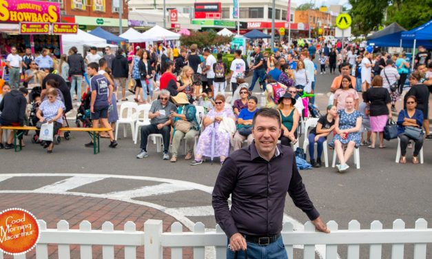 Ingleburn came alive for its annual community festival