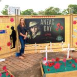 Appin creates its own pop up ANZAC memorial