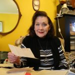 Entertainer Margaret Andrews-Russell shares some wartime memories & letters from the trenches