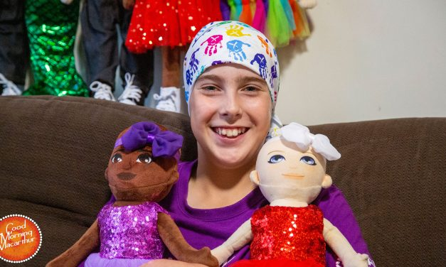 Kyla Hodges named a Bravery Buddies Ambassador