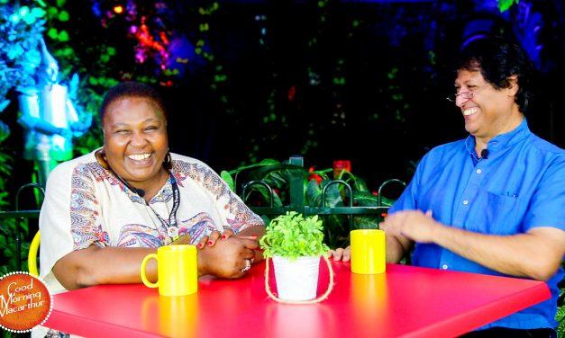 NSW's Local Hero 2021 Rosemary Kariuki joins Campbelltown LAC