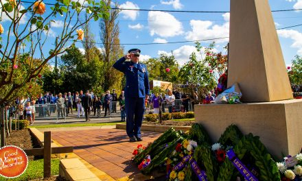 ANZAC Day celebrated with great fervour