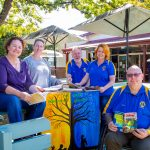 Street Libraries hit the Dilly