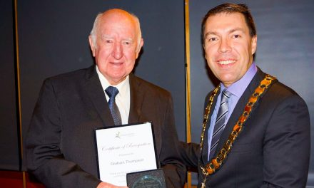 Nominate someone for the Campbelltown Jubilee Awards