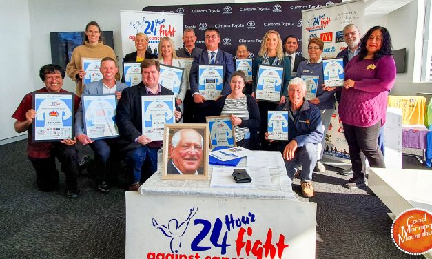 24 Hour Fight Against Cancer marches towards 5 million for local cancer services