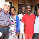 Colin Elliott has a passion for helping Burundian refugees