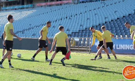 Macarthur FC makes it to A League semis in their inaugural season