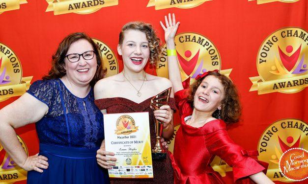 Macarthur's young champions honoured at Gala Awards Evening