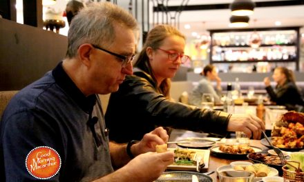 On the food trail: The Golden Triangle Sydney