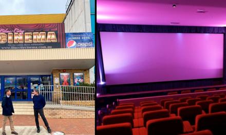 Narellan Cinemas gets $85,000 grant to keep the projectors rolling