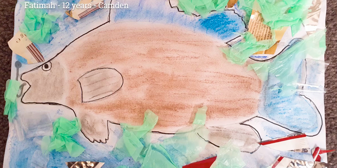 Creative kids can enter the Threatened Species Art & Writing Contest