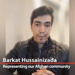 Friends from the AFGHAN COMMUNITY – Stay safe, obey new COVID restrictions!