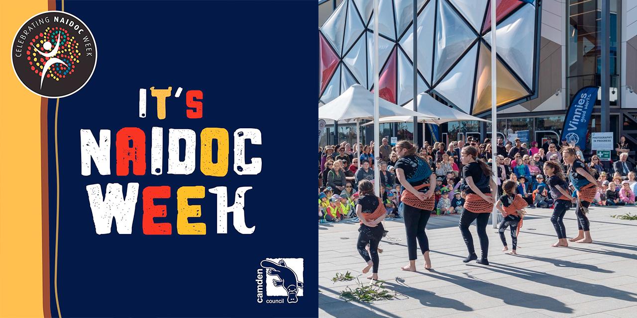 Celebrate NAIDOC Week from home