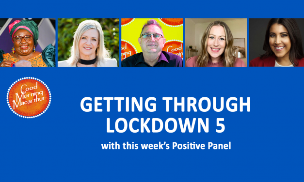 Episode 111 – Getting Through Lockdown #5