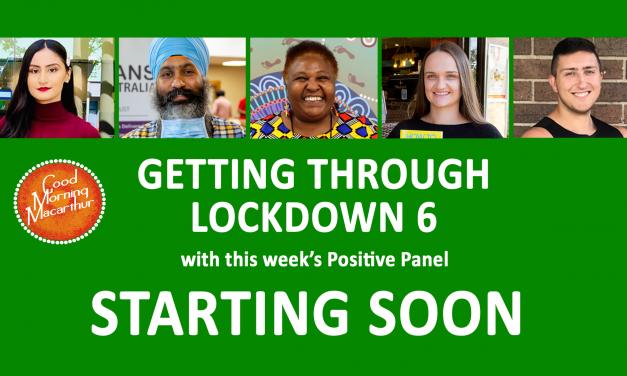 Episode 112 – Getting Through Lockdown #6