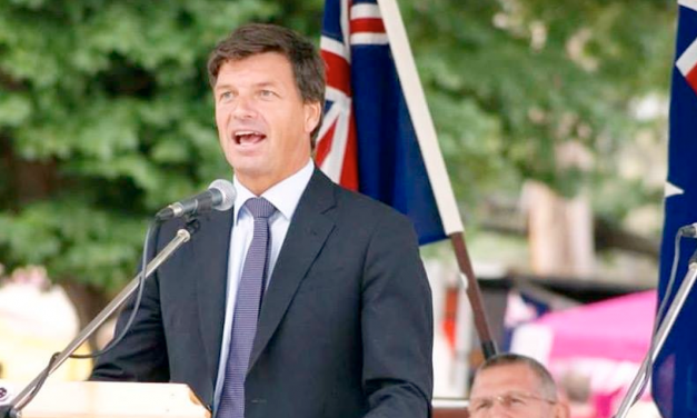 Angus Taylor promoted in Cabinet reshuffle