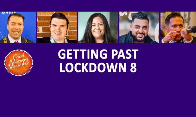 Episode 114 – Getting Past Lockdown #8