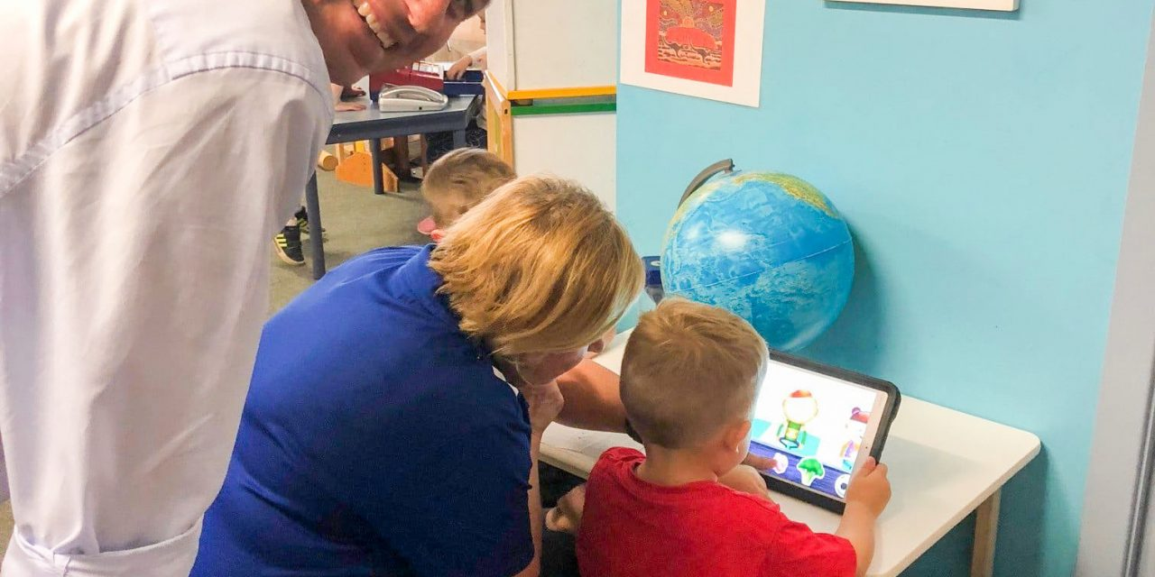 Greater Child Care Support brought forward